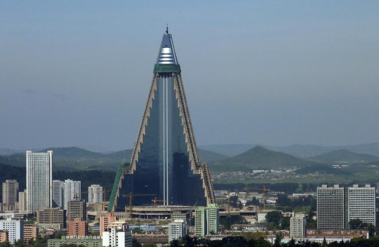 Egy Észak-Koreába szökött