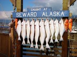 Alaska is a real paradise for fishing lovers, including us.